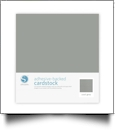 "Silhouette Adhesive-Backed Cardstock 12"" x 12"" - 25 Sheet Pack - COOL GREY"