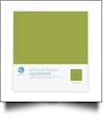 "Silhouette Adhesive-Backed Cardstock 12"" x 12"" - 25 Sheet Pack - LEAF GREEN"