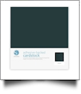 "Silhouette Adhesive-Backed Cardstock 12"" x 12"" - 25 Sheet Pack - NAVY"