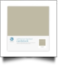 "Silhouette Adhesive-Backed Cardstock 12"" x 12"" - 25 Sheet Pack - TAUPE"