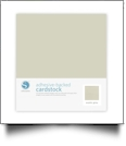 "Silhouette Adhesive-Backed Cardstock 12"" x 12"" - 25 Sheet Pack - WARM GREY"