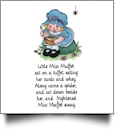 Mother Goose Nursery Rhymes Embroidery Designs by Amazing Designs on a Multi-Format CD-ROM ADBL-15