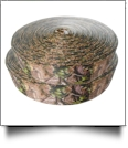 "Tree Camo Grosgrain Ribbon - 7/8"" x 1 Yard"
