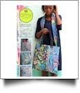 An Artful Piece Totes & Pillow Sewing Pattern by Amy Butler