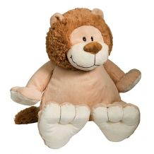Embroidery Buddy Stuffed Animal - Rory Lion 16""