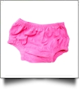 Super Soft Cotton Knit Diaper Cover - HOT PINK