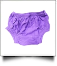 Super Soft Cotton Knit Diaper Cover - PURPLE
