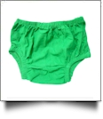 Super Soft Cotton Knit Diaper Cover - KELLY GREEN