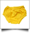 Super Soft Cotton Knit Diaper Cover - YELLOW