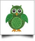 Witty Owls Embroidery Designs by Amazing Designs on a Multi-Format CD-ROM ADC-260