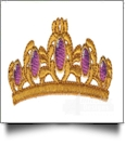 If the Crown Fits Embroidery Designs by Amazing Designs on a Multi-Format CD-ROM ADBL-17