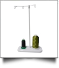 Lightweight 2 Spool Portable Travel Embroidery Thread Stand
