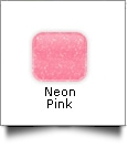 "Glitter Flake Heat Transfer Vinyl 20"" x 1 Yard Roll - NEON PINK"