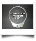 15cm Durkee Freedom Ring + Hoop For Commercial Embroidery Machines