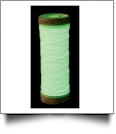 White Nite Lite Glow In The Dark Embroidery Thread by Superior Threads - 80yd Spool