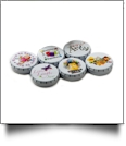 Wacky Pin Tins Full of 1 1/5