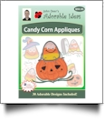 Candy Corn Appliques Embroidery Designs by John Deer's Adorable Ideas - Multi-Format CD-ROM