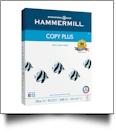 """Hammermill Copy Plus MP Paper, 8 1/2"""" x 11"""", 20 Lb, 500 Sheets Per Ream"""