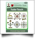 Tudor Touch Embroidery Designs by John Deer's Adorable Ideas - Multi-Format CD-ROM