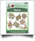 Henna Embroidery Designs by John Deer's Adorable Ideas - Multi-Format CD-ROM
