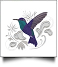 Cutwork Hummingbirds Embroidery Designs by Dakota Collectibles on a CD-ROM 970591
