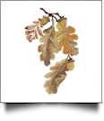 Alluring Leaves of Autumn Embroidery Designs by Amazing Designs on a Multi-Format CD-ROM ADL-31