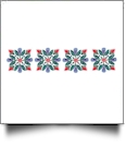 Borders and Accents Embroidery Designs by Amazing Designs on a Multi-Format CD-ROM ADBL-4J