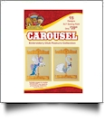 Carousel Embroidery Designs by Dakota Collectibles on a CD-ROM F70573