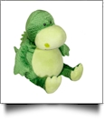 Embroidery Buddy Stuffed Animal - Dino Dinosaur 16""