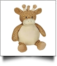 Embroidery Buddy Stuffed Animal - Gerry Giraffe 16""