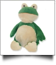 Embroidery Buddy Stuffed Animal - HipHop Froggy 16""