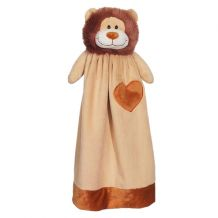 "20"" Blankey Buddy Rory Lion Blanket"