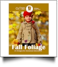 Fall Foliage Embroidery Designs By Oklahoma Embroidery on Multi-Format CD-ROM