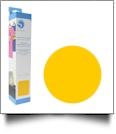 "Silhouette Smooth Heat Transfer Material 12"" x 36"" Roll - YELLOW"