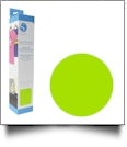 "Silhouette Smooth Heat Transfer Material 12"" x 36"" Roll - LIME GREEN"