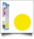 "Silhouette Smooth Heat Transfer Material 12"" x 36"" Roll - LEMON YELLOW"