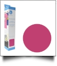 "Silhouette Smooth Heat Transfer Material 12"" x 36"" Roll - DARK PINK"