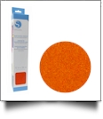 "Silhouette Flocked Heat Transfer Material 12"" x 36"" Roll - TANGERINE"