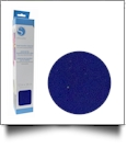 "Silhouette Flocked Heat Transfer Material 12"" x 36"" Roll - DARK BLUE"