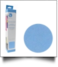 "Silhouette Flocked Heat Transfer Material 12"" x 36"" Roll - LIGHT BLUE"