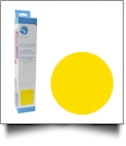 "Silhouette Flocked Heat Transfer Material 12"" x 36"" Roll - YELLOW"