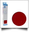 "Silhouette Flocked Heat Transfer Material 12"" x 36"" Roll - DARK RED"