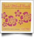 Fresh Stitched Florals Embroidery Designs By Oklahoma Embroidery on Multi-Format CD-ROM
