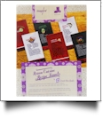 Asian Cuisine Recipe Towels Embroidery Designs by Lunch Box Quilts On A CD-ROM COMBO PACK - Includes 3 Towels