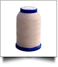 503 Natural/Gold Snazzy Lok Premium Serger Thread 1000 Meter Spool