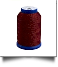 508 Wine/Red Snazzy Lok Premium Serger Thread 1000 Meter Spool - CLOSEOUT