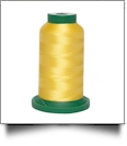T633 Yellow Fine Line 60wt Polyester Embroidery Thread 1500 Meter Spool