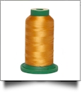 T642 Gold Fine Line 60wt Polyester Embroidery Thread 1500 Meter Spool