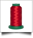 T3015 Red Fine Line 60wt Polyester Embroidery Thread 1500 Meter Spool