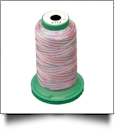V113 Medley Polyester Embroidery Thread 1000 Meter Spool